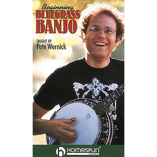 Hal Leonard Beginning Bluegrass Banjo