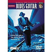 Alfred Beginning Blues Guitar (Book/DVD)