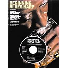 Music Sales Beginning Blues Harp Music Sales America Series Written by Don Baker