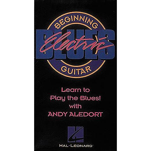 Hal Leonard Beginning Electric Blues Guitar (VHS)
