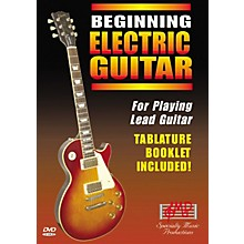 Specialty Music Productions Beginning Electric Guitar DVD