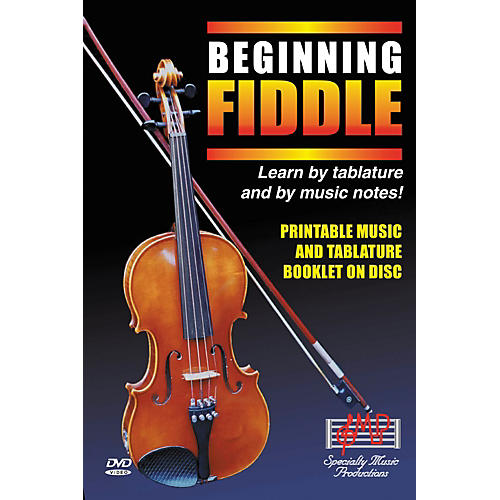 Specialty Music Productions Beginning Fiddle DVD-thumbnail