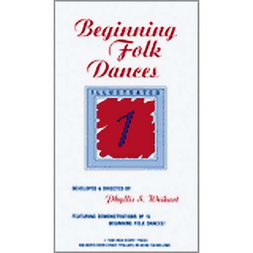 High Scope Beginning Folk Dance Illustrated 1 (VHS)-thumbnail