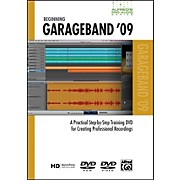 Alfred Beginning GarageBand '09 (DVD)