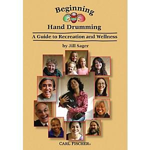 Carl Fischer Beginning Hand Drumming by Carl Fischer