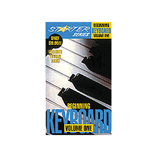 Hal Leonard Beginning Keyboard Video Starter Package Volume 1