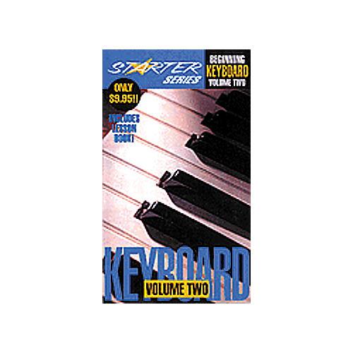 Hal Leonard Beginning Keyboard Video Starter Package Volume 2-thumbnail