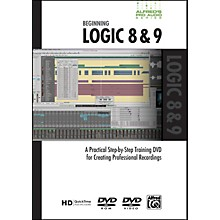 Alfred Beginning Logic 8 & 9 (DVD)