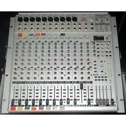 Behringer Behringer Eurorack Ub2442fx Pro Line Mixer