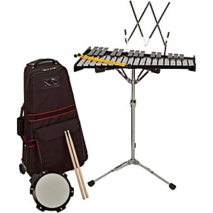 Sound Percussion Labs Bell Kit w/ Rolling Cart by Sound Percussion Labs