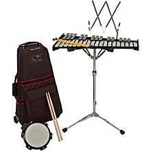 Sound Percussion Labs Bell Kit w/ Rolling Cart Level 1 2-1/2 OCTAVE