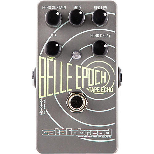 Catalinbread Belle Epoch (EP3 Tape Echo Emulation) Guitar Effects Pedal-thumbnail