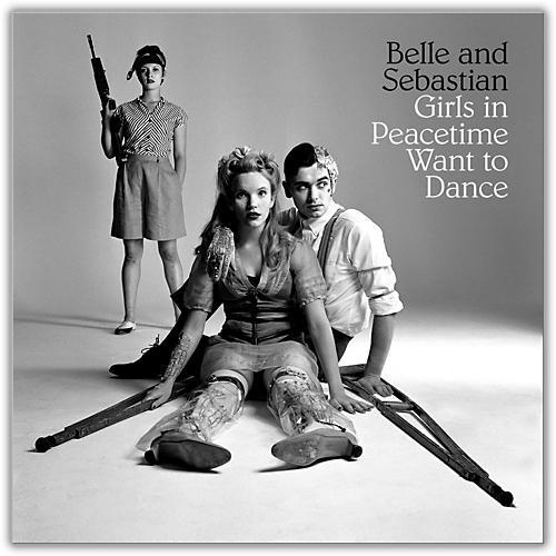 WEA Belle and Sebastian - Girls in Peacetime Want to Dance Vinyl LP