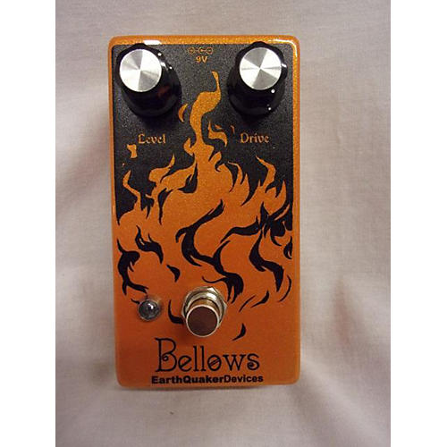 Earthquaker Devices Bellows Fuzz Driver Effect Pedal