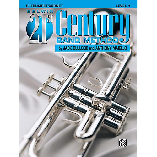 Alfred Belwin 21st Century Band Method Level 1 B-Flat Trumpet/Cornet Book-thumbnail