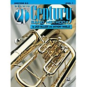 Alfred Belwin 21st Century Band Method Level 1 Baritone B.C. Book