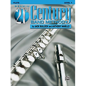 Alfred Belwin 21st Century Band Method Level 1 Flute Book by Alfred