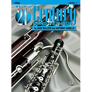 Alfred Belwin 21st Century Band Method Level 1 Oboe Book by Alfred