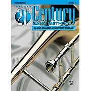Alfred Belwin 21st Century Band Method Level 1 Trombone Book
