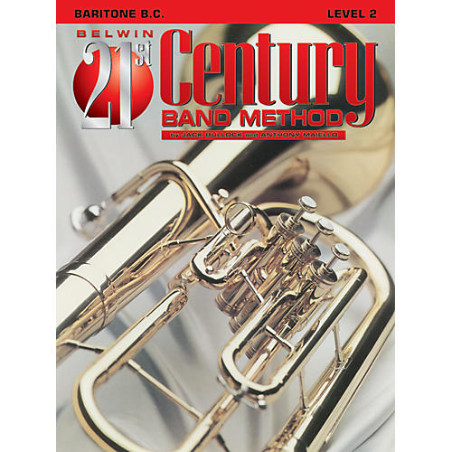 Alfred Belwin 21st Century Band Method Level 2 Bari BC Book-thumbnail