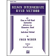 Alfred Belwin Intermediate Band Method Bass (Tuba)