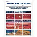 Alfred Belwin Master Duets (Trombone) Easy Volume 1 thumbnail