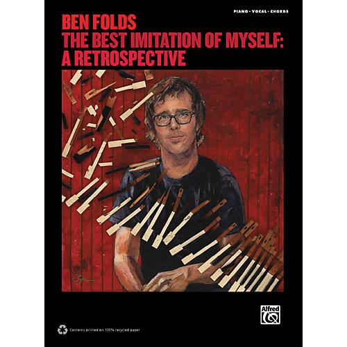 Alfred Ben Folds - The Best Imitation of Myself (A Retrospective) Book-thumbnail