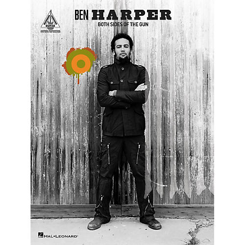 Hal Leonard Ben Harper Both Sides of the Gun Guitar Tab Songbook-thumbnail