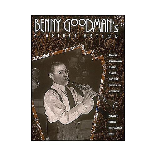Hal Leonard Benny Goodman Clarinet Method-thumbnail