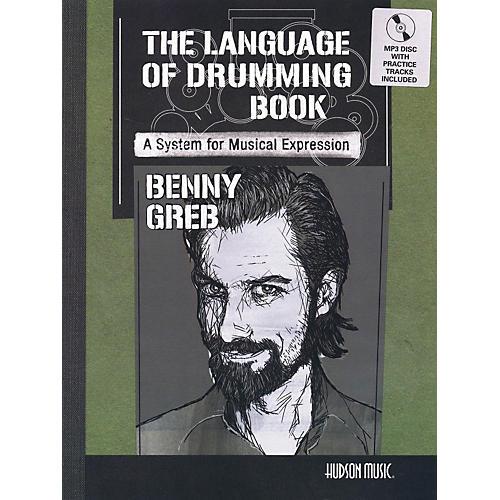 Hudson Music Benny Greb - The Language Of Drumming Book/CD-thumbnail
