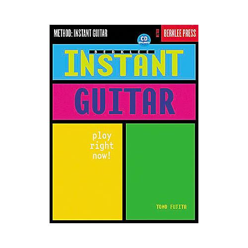 Hal Leonard Berklee Instant Guitar