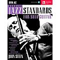 Berklee Press Berklee Jazz Standards For Solo Guitar - Berklee Press Book/CD  Thumbnail