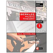 Berklee Press Berklee Music Theory Book 1 (Book/Online Audio) 2nd Edition