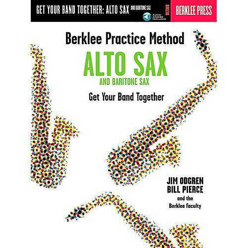 G. Schirmer Berklee Practice Method: Alto and Baritone Sax-thumbnail