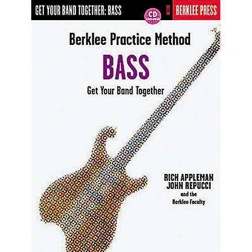 Hal Leonard Berklee Practice Method: Bass Book/CD-thumbnail