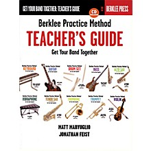 Berklee Press Berklee Practice Method: Teacher's Guide (Get Your Band Together) Berklee Press Series by Jonathan Feist