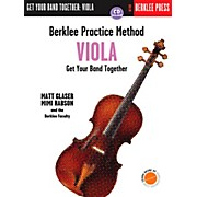 Berklee Press Berklee Practice Method for Viola Book/CD