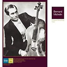 Bernard Michelin - Unissued Recordings 1