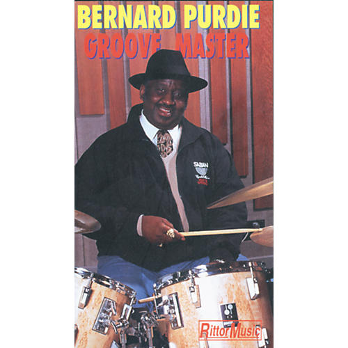 Alfred Bernard Purdie Master of Groove Drums Video