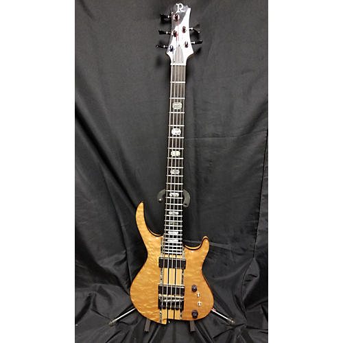 B.C. Rich Bernardo Custom Shop 5 String Bass Electric Bass Guitar
