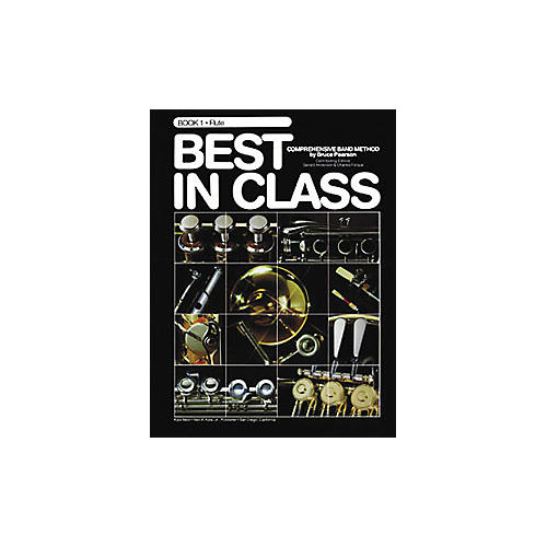 KJOS Best In Class 1 Flute-thumbnail