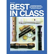 KJOS Best In Class Recorder Method Book