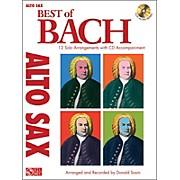 Cherry Lane Best Of Bach Alto Sax