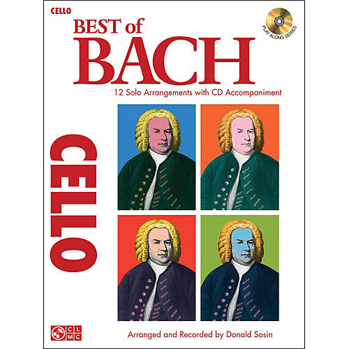 Cherry Lane Best Of Bach Cello