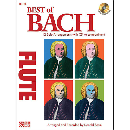 Cherry Lane Best Of Bach Flute
