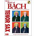 Cherry Lane Best Of Bach Tenor Sax thumbnail