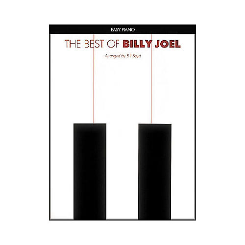 Hal Leonard Best Of Billy Joel Easy Piano Collection-thumbnail
