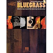 Hal Leonard Best Of Bluegrass Book/CD