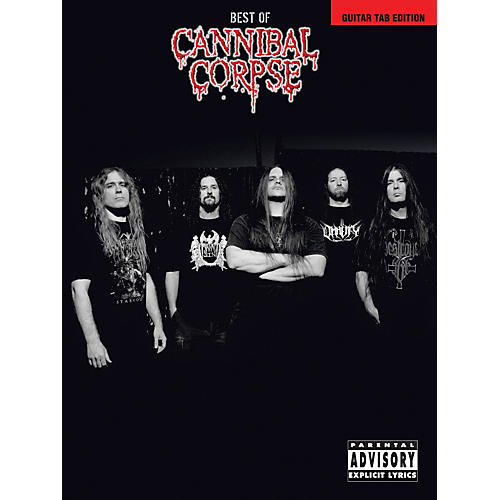 Hal Leonard Best Of Cannibal Corpse Songbook-thumbnail