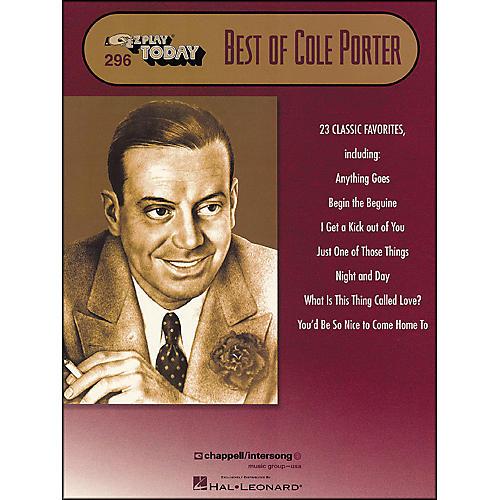 Hal Leonard Best Of Cole Porter E-Z Play 296-thumbnail